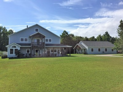 Currituck County Single Family Home For Sale: 165 Currituck Ridge Drive