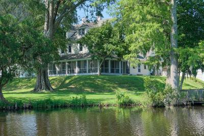Chowan County Single Family Home For Sale: 103 Old Fish Hatchery Road