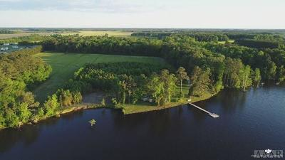 Moyock Land/Farm For Sale: 112 Chapman Lane