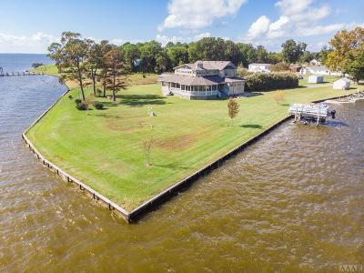 Currituck County Single Family Home For Sale: 110 Barnes Lane