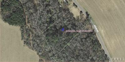 Northampton County Land/Farm For Sale: Tbd Nchs Road