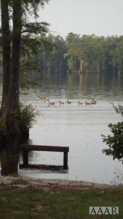 Hertford County Land/Farm For Sale: Tbd Tuscarora Beach Road
