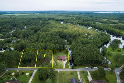 Moyock Land/Farm For Sale: 117 Creek Drive