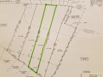 Camden County Land/Farm For Sale: S Hwy 343 #3