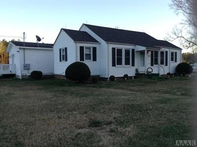 Gates County Single Family Home For Sale: 780 Hwy 32