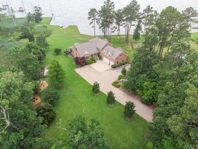Camden County Single Family Home For Sale: 120 Driftwood Drive
