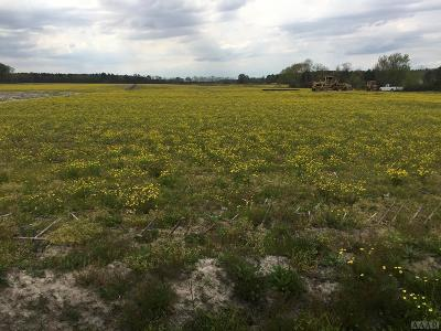 Moyock Land/Farm For Sale: 550 East Ridge Road