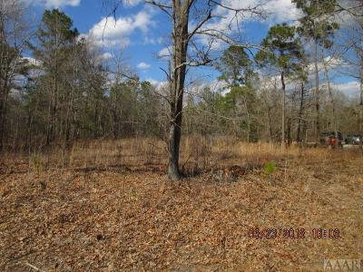Gates County Land/Farm For Sale: 280 Taylor Mill Road