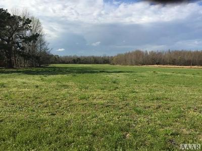 Moyock Land/Farm For Sale: Brumsey Road