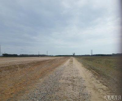 Currituck County Land/Farm For Sale: Caratoke Hwy