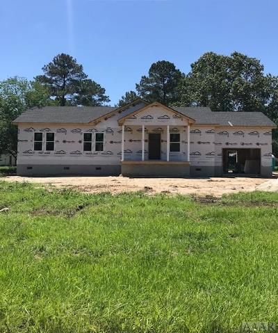 Moyock NC Single Family Home For Sale: $235,900