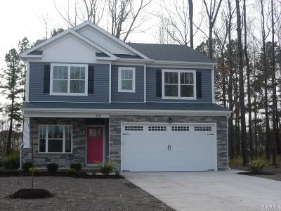 Moyock NC Single Family Home For Sale: $354,900
