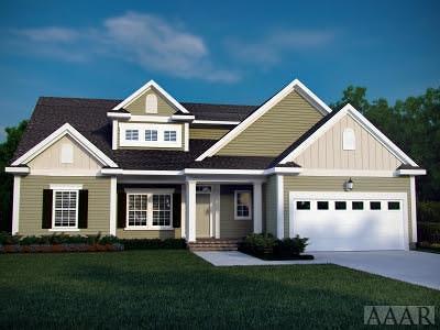 Moyock NC Single Family Home For Sale: $418,950
