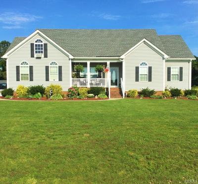 Moyock NC Single Family Home For Sale: $329,900