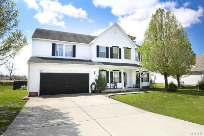 Moyock NC Single Family Home For Sale: $345,000
