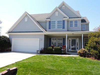 Moyock NC Single Family Home For Sale: $294,500