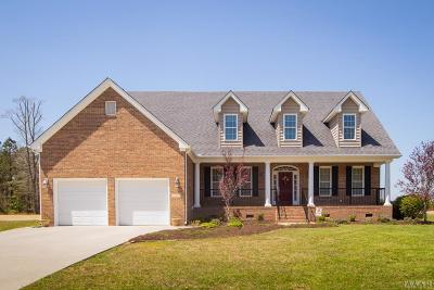 Moyock NC Single Family Home For Sale: $399,000