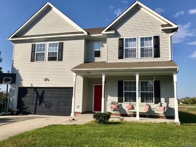 Moyock NC Single Family Home For Sale: $299,900
