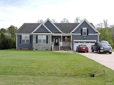 Moyock NC Single Family Home Under Contract: $374,900