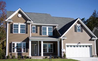 Moyock NC Single Family Home For Sale: $355,235