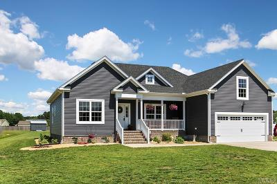 Moyock NC Single Family Home Under Contract: $308,000
