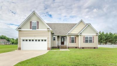 Moyock NC Single Family Home For Sale: $374,900