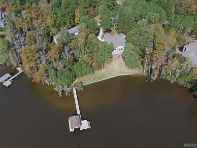 Perquimans County Single Family Home For Sale: 105 Yeopim Creek Circle