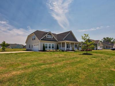 Moyock NC Single Family Home For Sale: $380,000