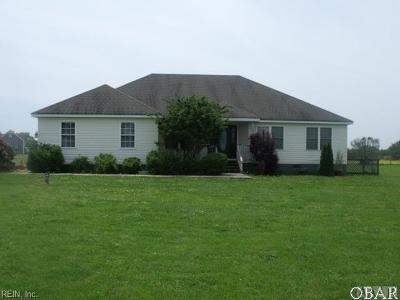 Moyock NC Single Family Home For Sale: $319,000