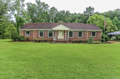 Moyock NC Single Family Home For Sale: $339,000