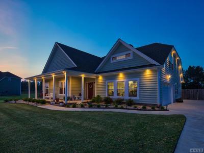 Moyock NC Single Family Home For Sale: $400,000