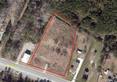 Currituck County Commercial For Sale: 2107 Caratoke Hwy