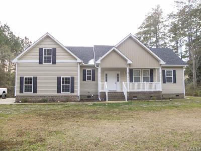 Moyock NC Single Family Home For Sale: $284,900