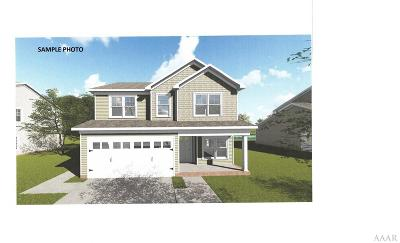 Moyock NC Single Family Home For Sale: $296,900