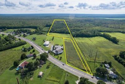 Currituck County Commercial For Sale: Caratoke Hwy