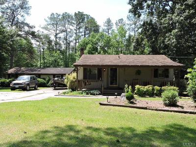 Moyock NC Single Family Home For Sale: $229,500