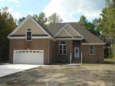 Moyock NC Single Family Home For Sale: $411,700