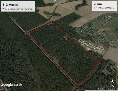 Moyock Land/Farm For Sale: Tbd South Mills Road