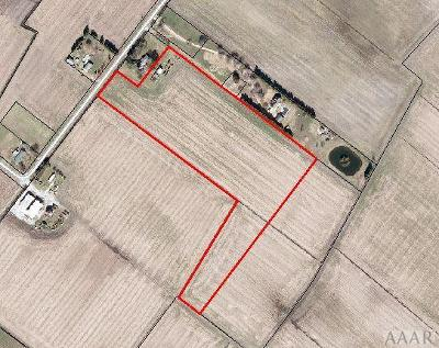 Moyock Land/Farm For Sale: Tbd Bullyard Road