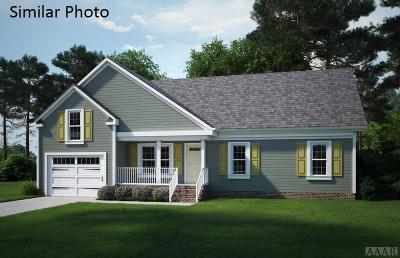 Moyock NC Single Family Home For Sale: $319,900