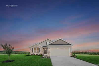 Moyock NC Single Family Home For Sale: $289,990