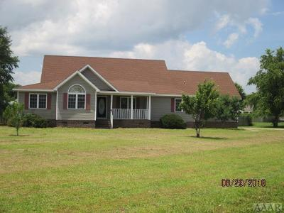 Moyock NC Single Family Home Under Contract: $225,500