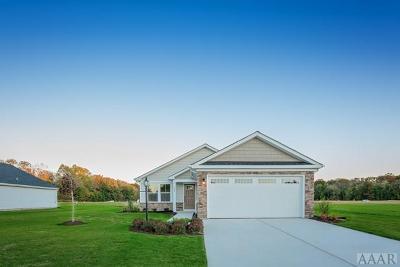 Moyock NC Single Family Home For Sale: $239,990