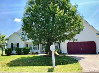 Moyock NC Single Family Home For Sale: $259,900