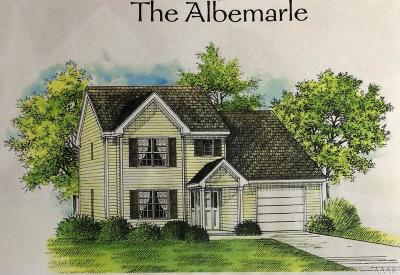 Moyock NC Single Family Home For Sale: $269,900
