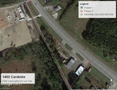 Moyock Commercial For Sale: 1402 Caratoke Hwy