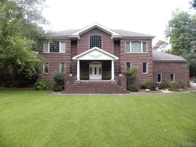 Moyock NC Single Family Home For Sale: $864,900