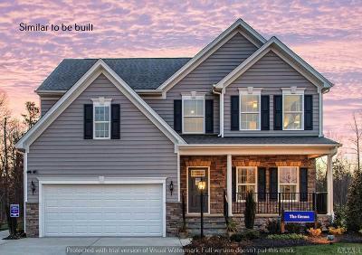 Moyock NC Single Family Home For Sale: $328,990
