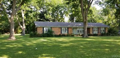 Camden County Single Family Home Under Contract: 196 Hwy 158