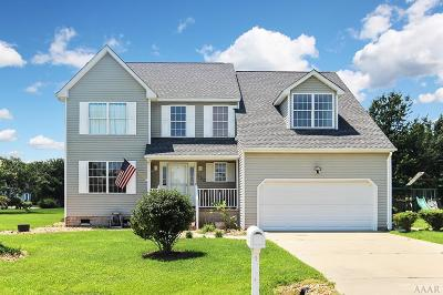 Moyock NC Single Family Home For Sale: $260,000